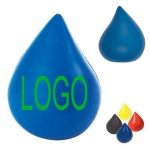Relieve Stress Ball with Droplet Shaped