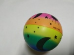 Stress reliever ball with full color imprint